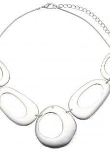 John Lewis Cutout Circles Necklace