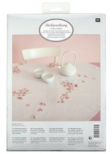 Rico Cherry Blossom Embroidery Kit