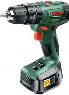 Bosch PSB 1800 Lithium-ion Cordless Two-Speed Combi Drill