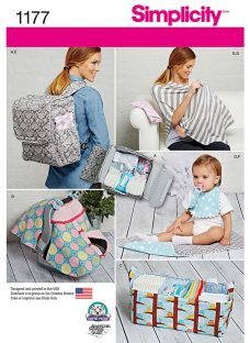 Simplicity Children's Accessories Sewing Pattern