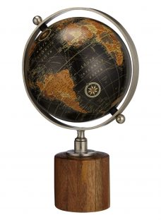 John Lewis Globe on Wooden Stand