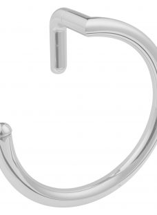 John Lewis Flow Towel Ring