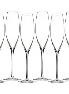 Waterford Elegance Champagne Toasting Flutes