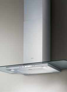 Elica Quartz 90cm High Efficiency Chimney Cooker Hood