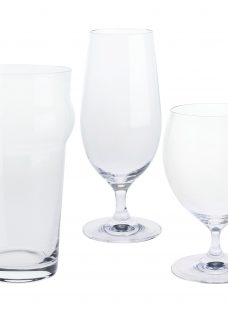 Dartington Crystal Three Cheers For Beers Glasses