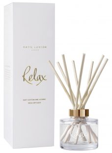 Katie Loxton 'Relax' Soft Cotton and Jasmine Diffuser