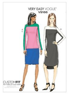 Vogue Women's Dress and Tunic Sewing Pattern