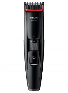 Philips BT5200/13 Series 5000 Beard and Stubble Trimmer with Full Metal Blades