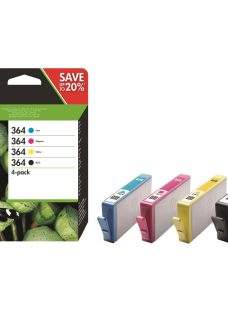 HP 364 Ink Cartridge Multipack