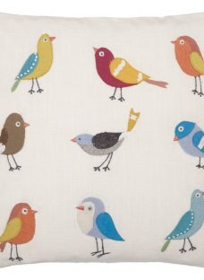 John Lewis Sitting Birds Cushion
