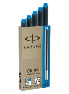Parker Quink Fountain Pen Ink Refill