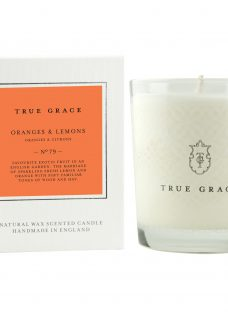 True Grace Village Oranges and Lemons Scented Candle