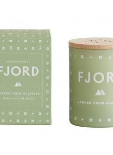 SKANDINAVISK Fjord Mini Scented Candle with Lid