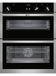 Neff U17S32N5GB Double Built-Under Electric Oven