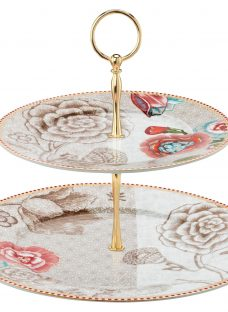 PiP Studio Spring to Life 2 Tier Cake Stand