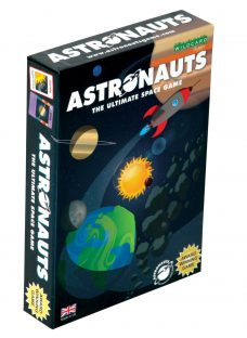 Wild Card Games Astronauts Space Game