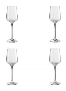 Design Project by John Lewis No.018 White Wine Glasses