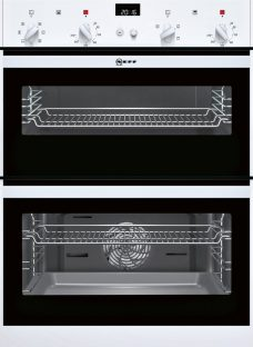 Neff U17M42W5GB Built-Under Double Oven