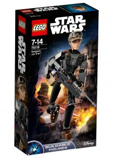 LEGO Star Wars Rogue One 75119 Sergeant Jyn Erso