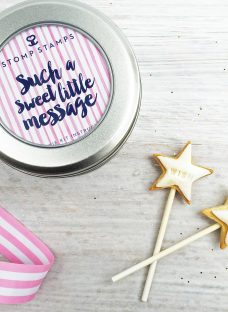 StompStamps Personalised Biscuit Kit
