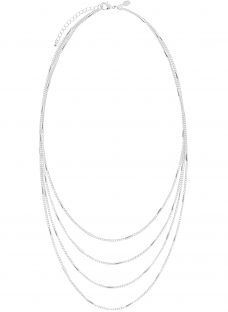 Joma Layered Chain Necklace