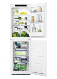 Zanussi ZBB27650SA Integrated Fridge Freezer