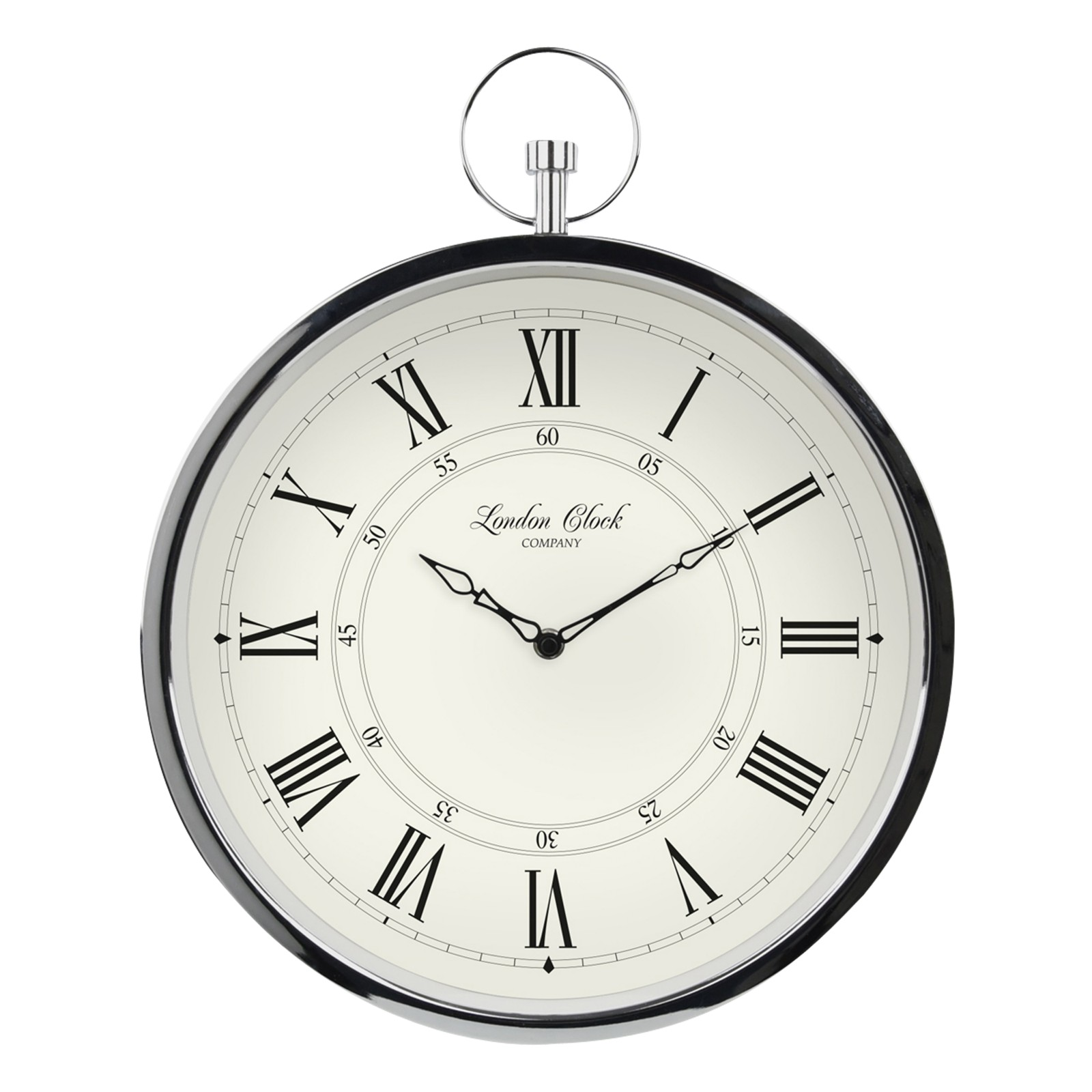 London Clock Company Fob Wall Clock