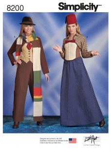 Simplicity Women's Costume Sewing Pattern