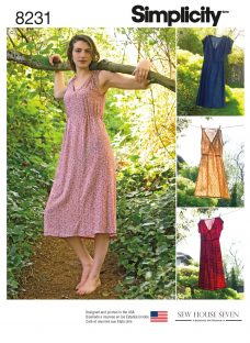 Simplicity Sew House Seven Sewing Pattern