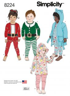 Simplicity Children's Novelty Outfit Sewing Pattern