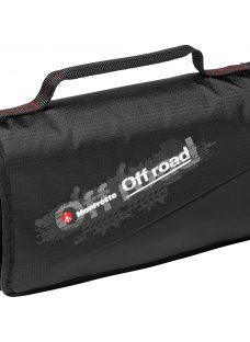Manfrotto Off Road Stunt Roll Organiser for Action Cameras