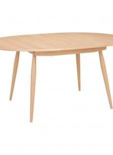 ercol for John Lewis Shalstone Round Extending Dining Table