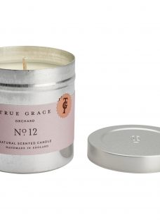 True Grace Walled Garden Orchard Scented Candle Tin