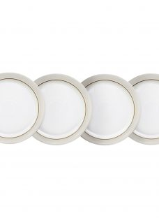 Denby Canvas Dinner Plate Set