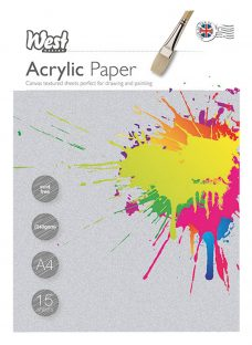 West Designs A4 Acrylic Paper Sheets