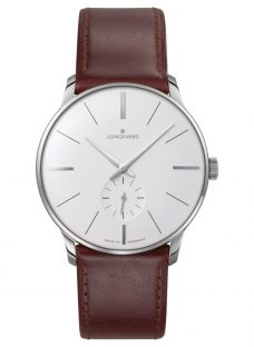 Junghans 027/3200.00 Men's Meister Manual Leather Strap Watch