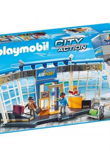 Playmobil City Action Airport Control Tower