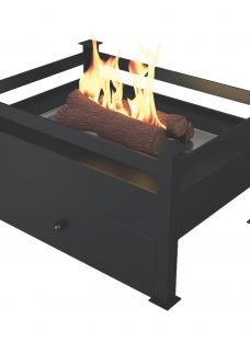 Imagin Arkle Freestanding Bioethanol Fireplace