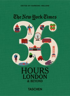 36 Hours In London Book