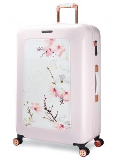 Ted Baker Oriental Blossom 79cm 4-Wheel Suitcase