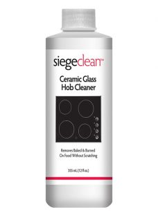 Siege Glass & Ceramic Stove Cleaner