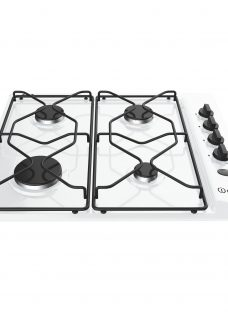 Indesit Aria PAA642IWH Built-In Gas Hob