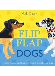 Flip Flap Dogs Children's Book