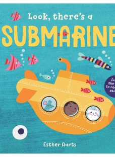Look There's a Submarine Children's Book