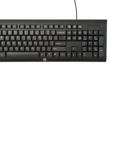 HP C2500 Wired Keyboard and Mouse Combo