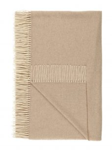 John Lewis Croft Collection 100% Cashmere Throw