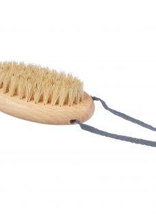John Lewis Croft Collection Beech Wood Nail Brush