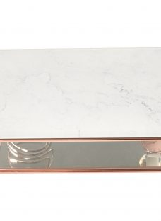 Stackers Classic Deep Jewellery Box with Marble Effect Lid