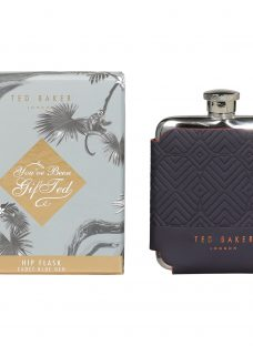 Ted Baker Blue Cadet Hip Flask