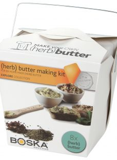 Boska Herb Butter Making Kit